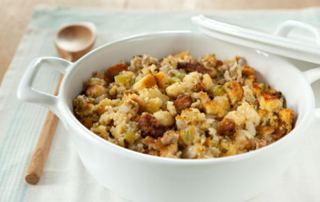 Sausage Stuffing Recipe - The Denver Housewife