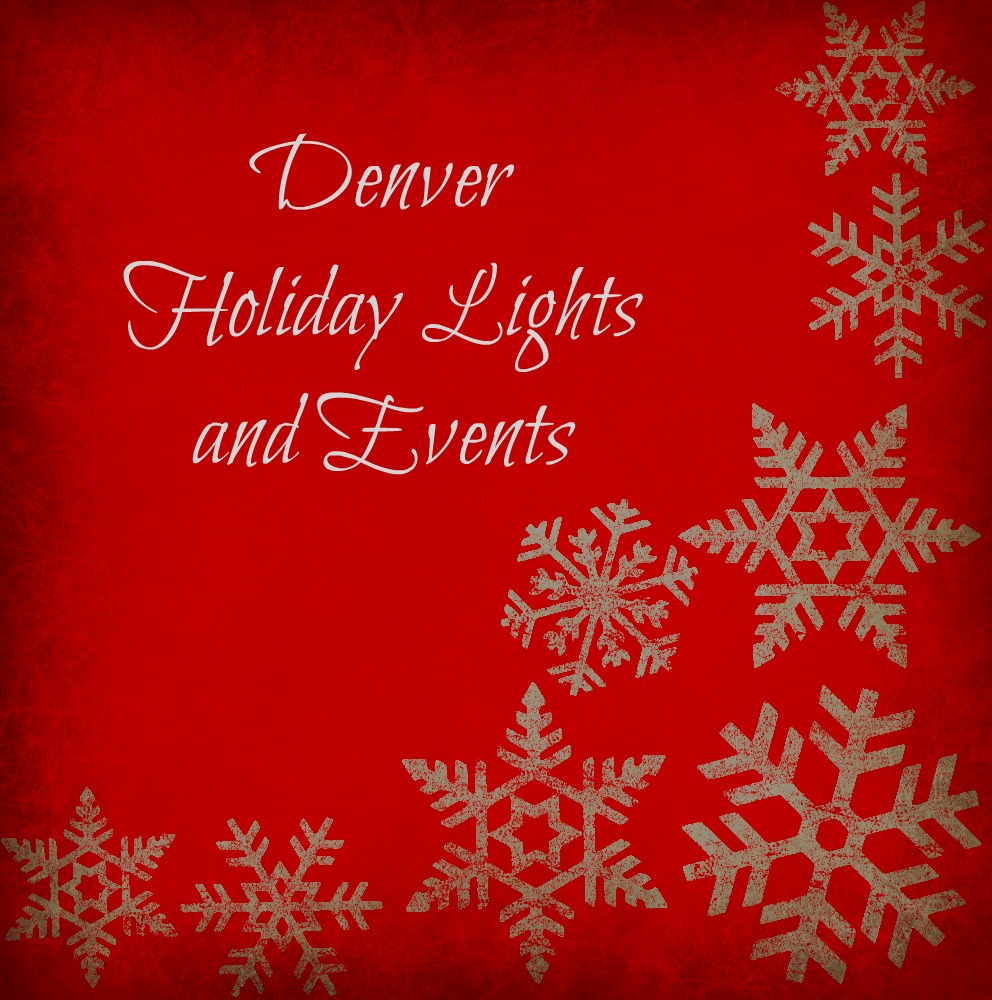 2012 Denver, Co Holiday Lights/Events