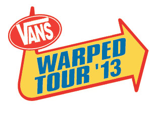 2013 Van's Warped Tour with Kia! #KiaWarped