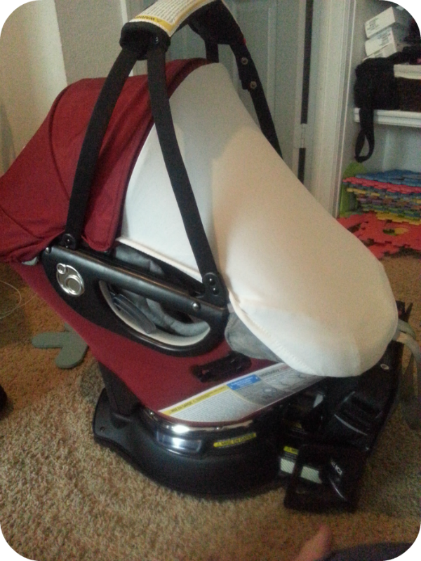 The Orbit Baby G2 Infant Seat Comes With A Base That Is Easy To Install But You Can Also Use Without And Must For Us