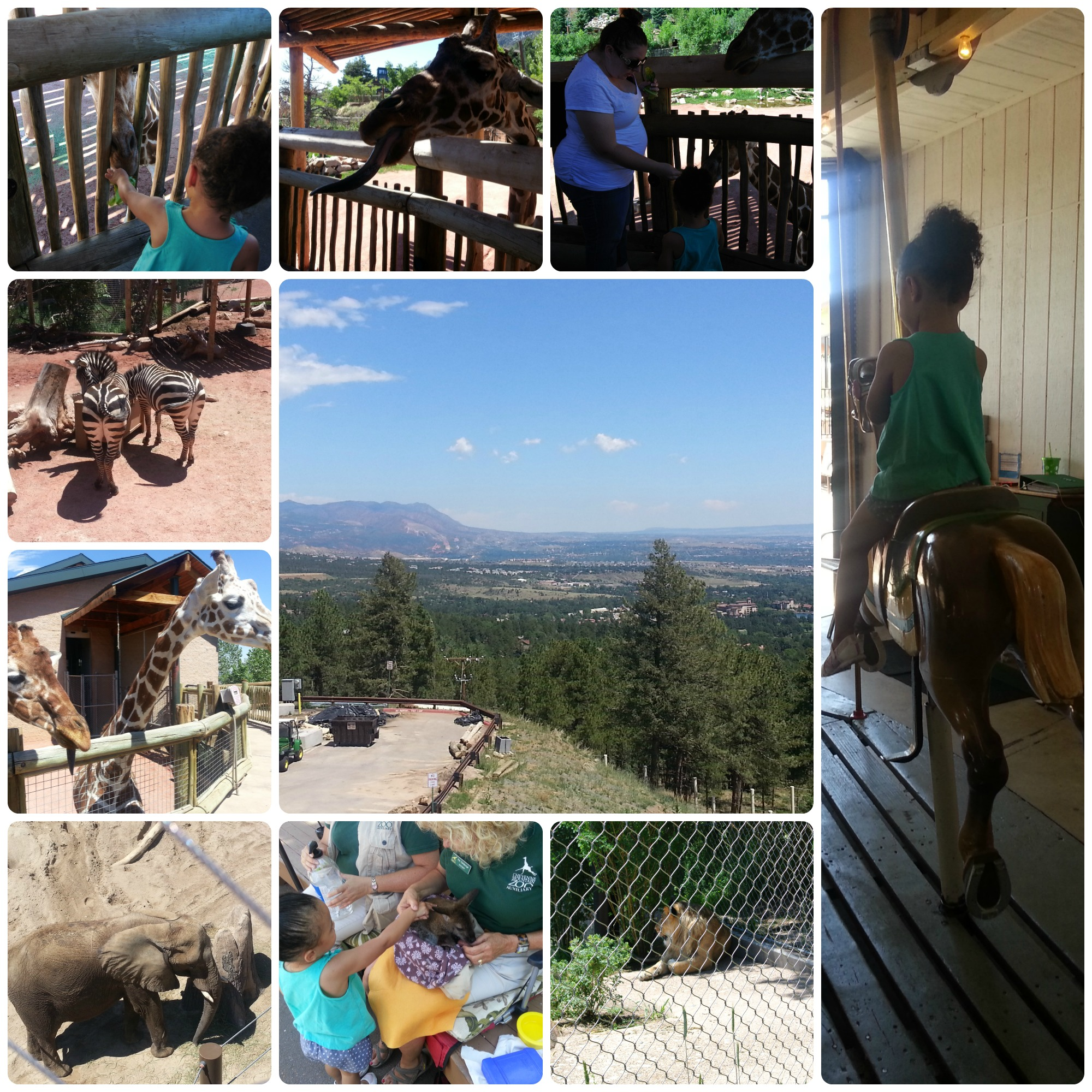 Family Travel: Colorado Springs! #VistCos