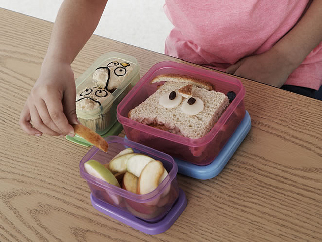 Rubbermaid LunchBlox Kids