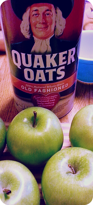 quaker apple crisp #bettertogether