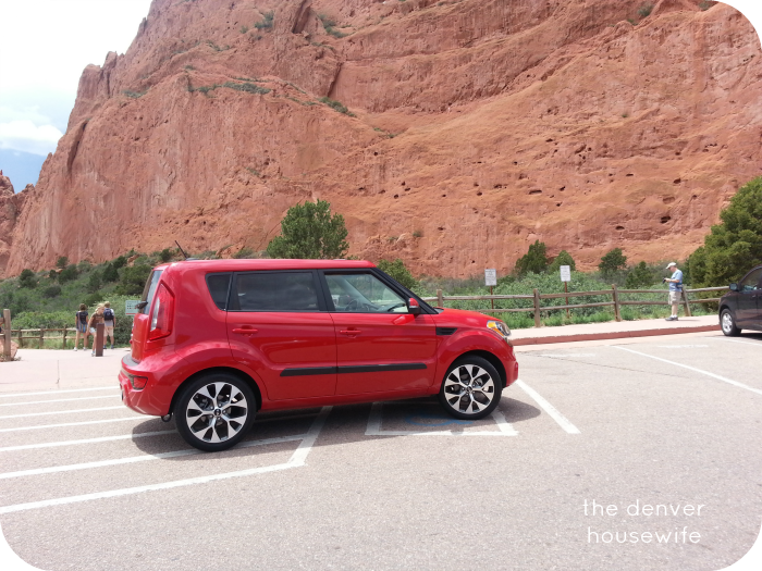 Road Trippin in the 2013 Kia Soul!