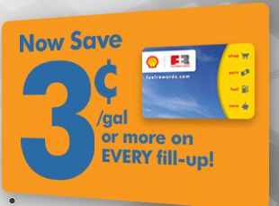 shell fuel rewards - How To Use Shell Fuel Rewards Card