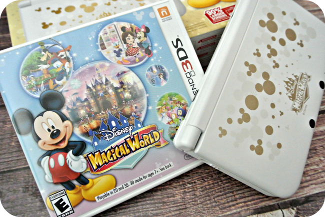 Nintendo 3DS: Disney Magical World!