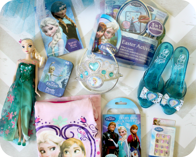 Disney FROZEN Easter Basket