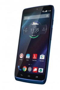 DROID Turbo Sapphire Blue
