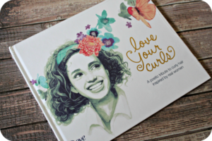 love your curls book