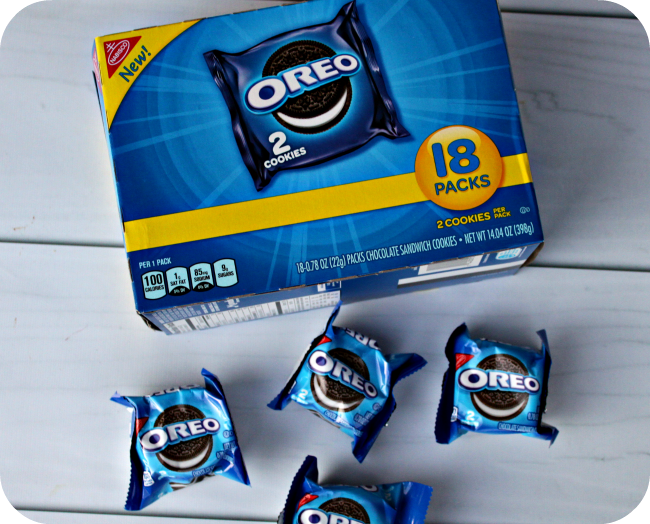 Snack On-The-Go With OREO 2-ct Packs! #OREOmultipack