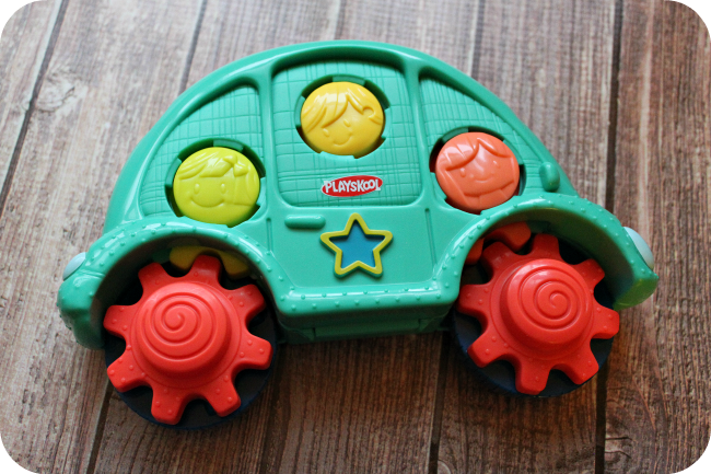 Roll 'n Gears Car Playskool