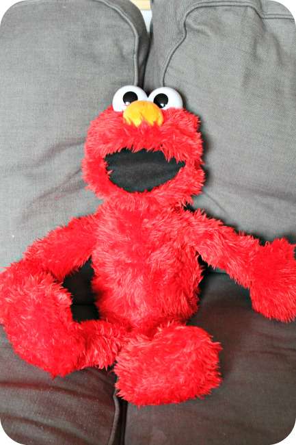 Play All day Elmo Toy