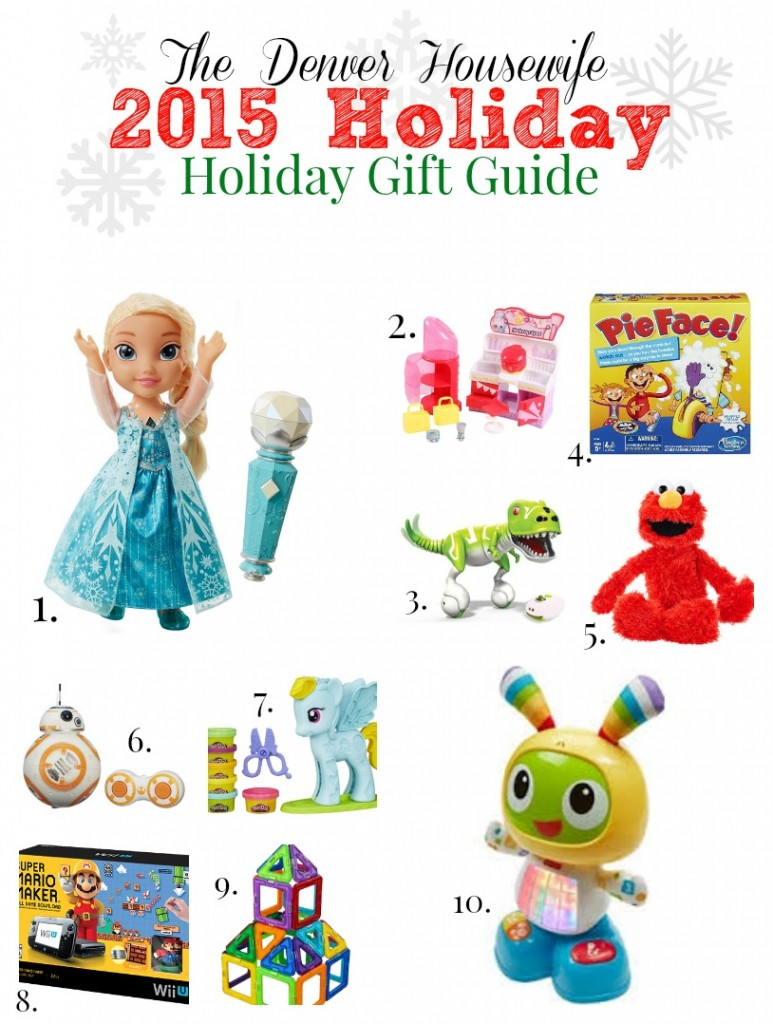 2015 Top Holiday Toys
