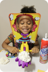 Family Game Night Fun with Pie Face