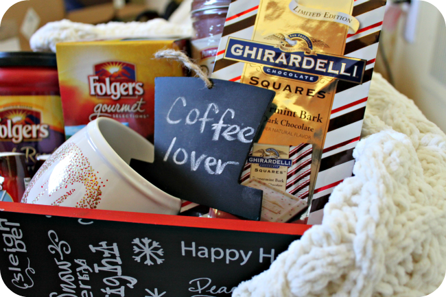 Coffee Lovers Gift Basket The Denver Housewife