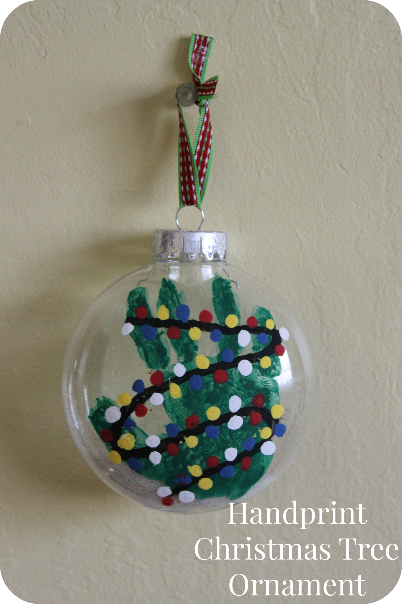 Diy christmas ornaments the denver housewife Christmas tree ornaments ideas