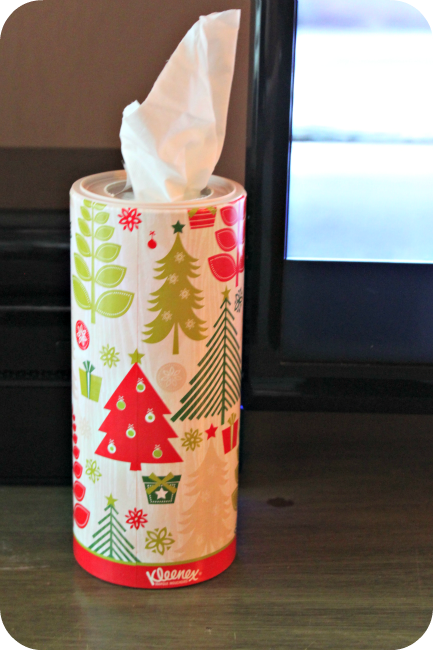 Holiday Kleenex