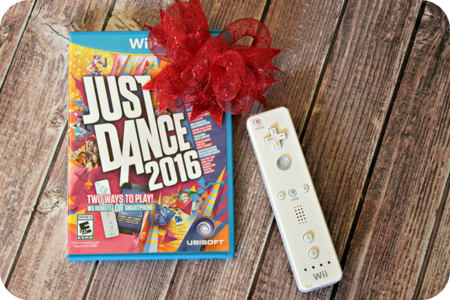 Just Dance 2016 Makes a Great Holiday Gift!