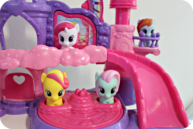 My Little Pony Castle Playskool