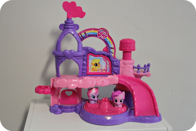 My Little Pony Playskool Castle