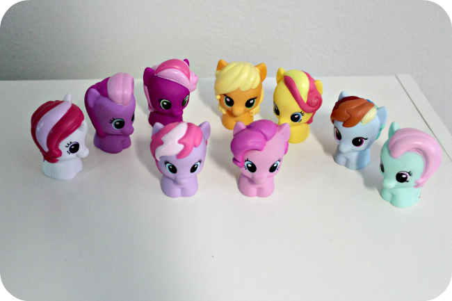 my little pony multi pack