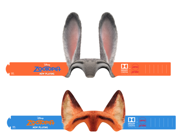 Zootopia Headbands