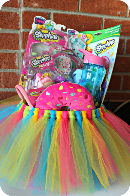 Shopkins Easter Basket 3