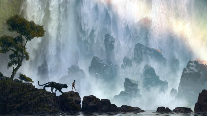 Disney's The Jungle Book Conceptual Artwork ©Disney 2015