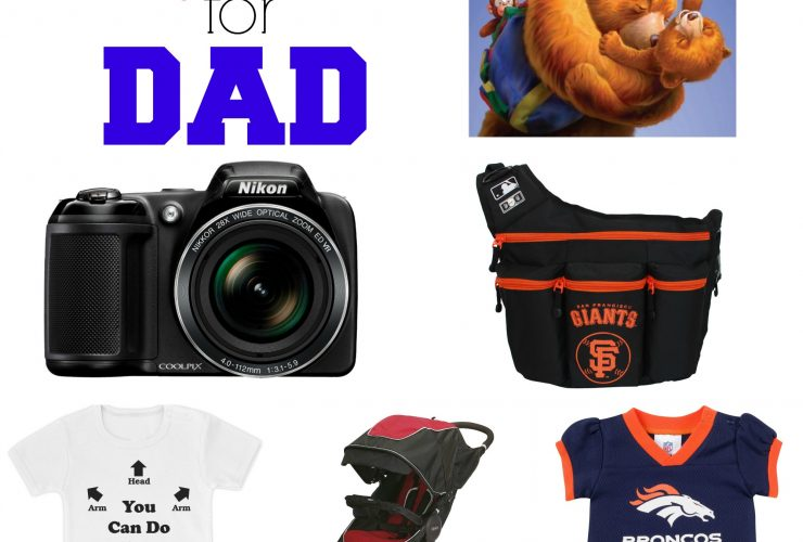 Father's Day Gift: Baby Gifts for Dad!