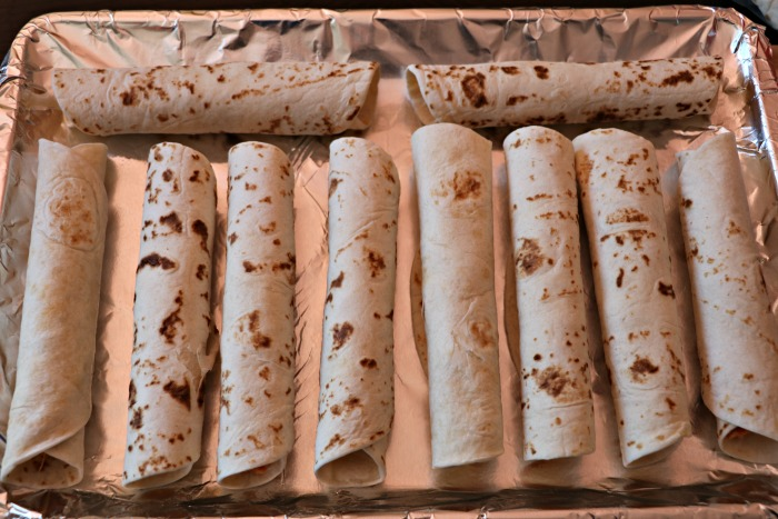 How to make Chicken Taquitos