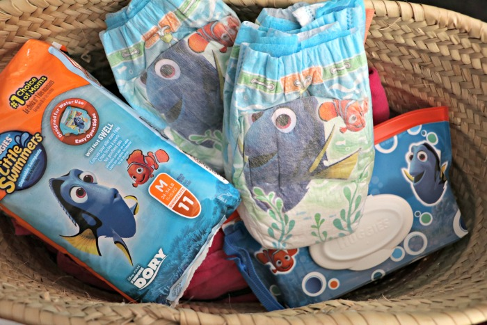 Huggies Little Swimmers Beach Bag