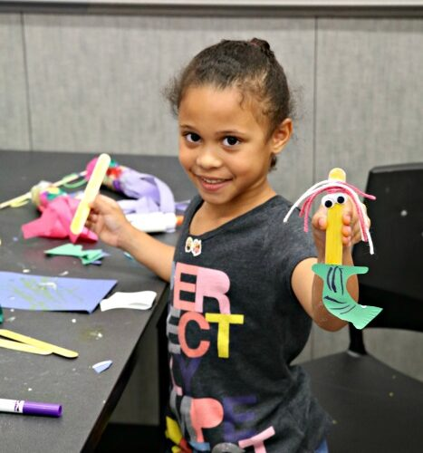 Summer Crafting Fun with Michael's Camp Creativity!