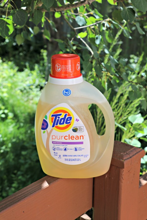 Tide Purclean Honey Lavender