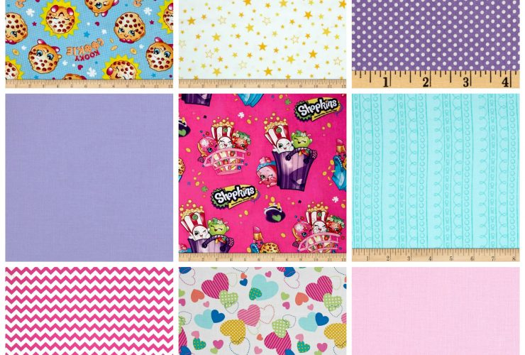 Gift Giving Idea: A Shopkins Quilt!