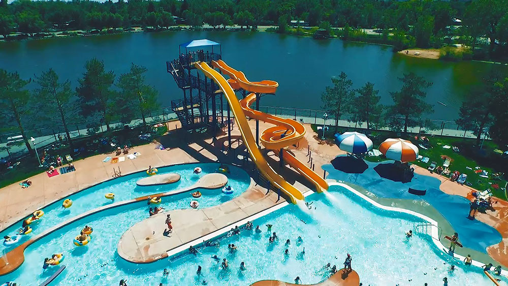 20 water parks around the denver metro area the denver housewife for Community swimming pools near me