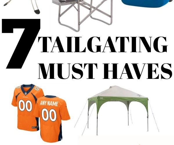 7 Tailgating Must Haves! #TailgatewithColeman
