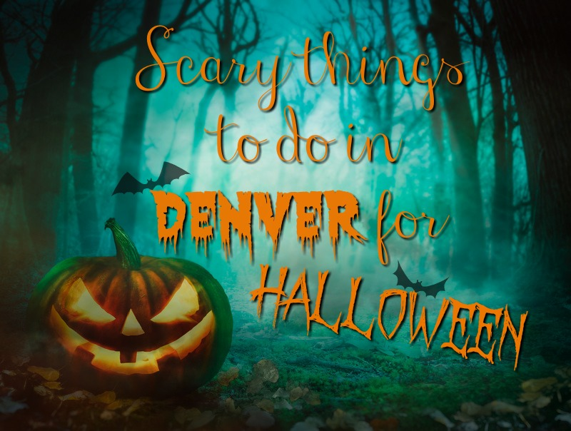 Denver's Haunted Houses & Scary Corn Mazes for Halloween