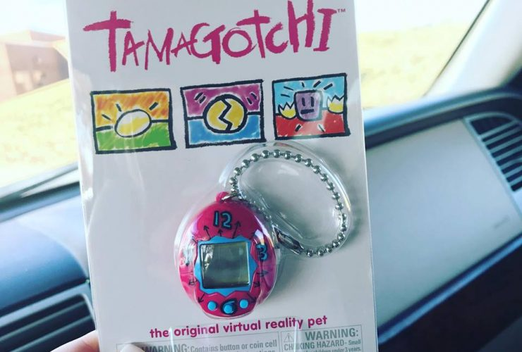 Tamagotchi's are Back for the 20th Anniversary!
