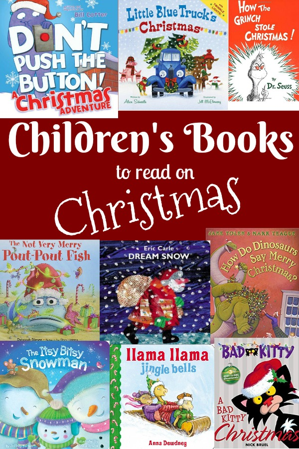 i put together a list of 20 of our top christmas books the kids love them and if youre doing advent gifts with books these would be perfect for that - Best Christmas Books For Kids