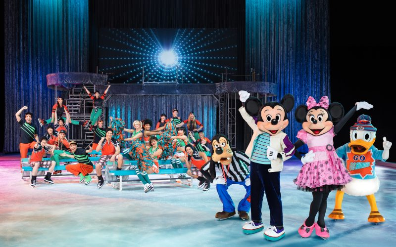 Disney On Ice: Follow Your Heart in Denver, Colorado on Dec 7th-10th!