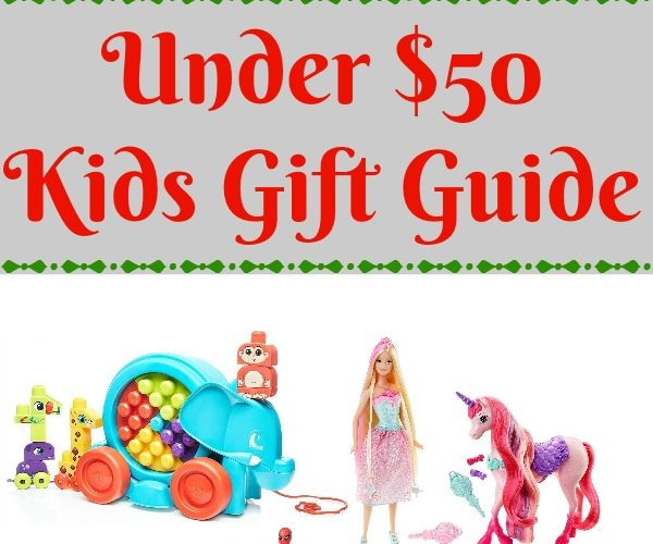 Under $50 Kids 2017 Christmas Gift Guide