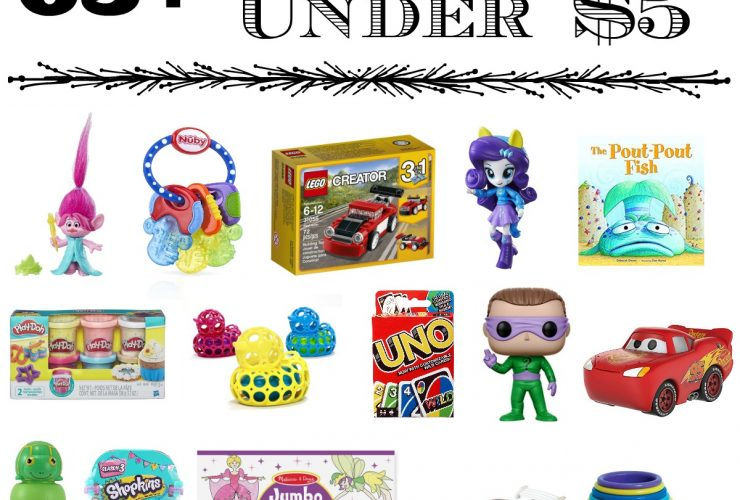 Kids Stocking Stuffers & Gifts for Under $5!