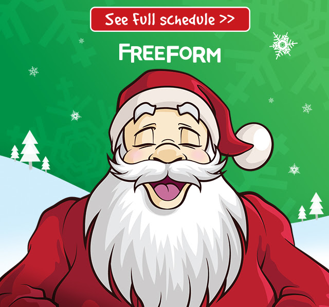 25 days of christmas movies and i am way too excited starting on dec 1st youll be able to watch the following movies on freeform to help get you into