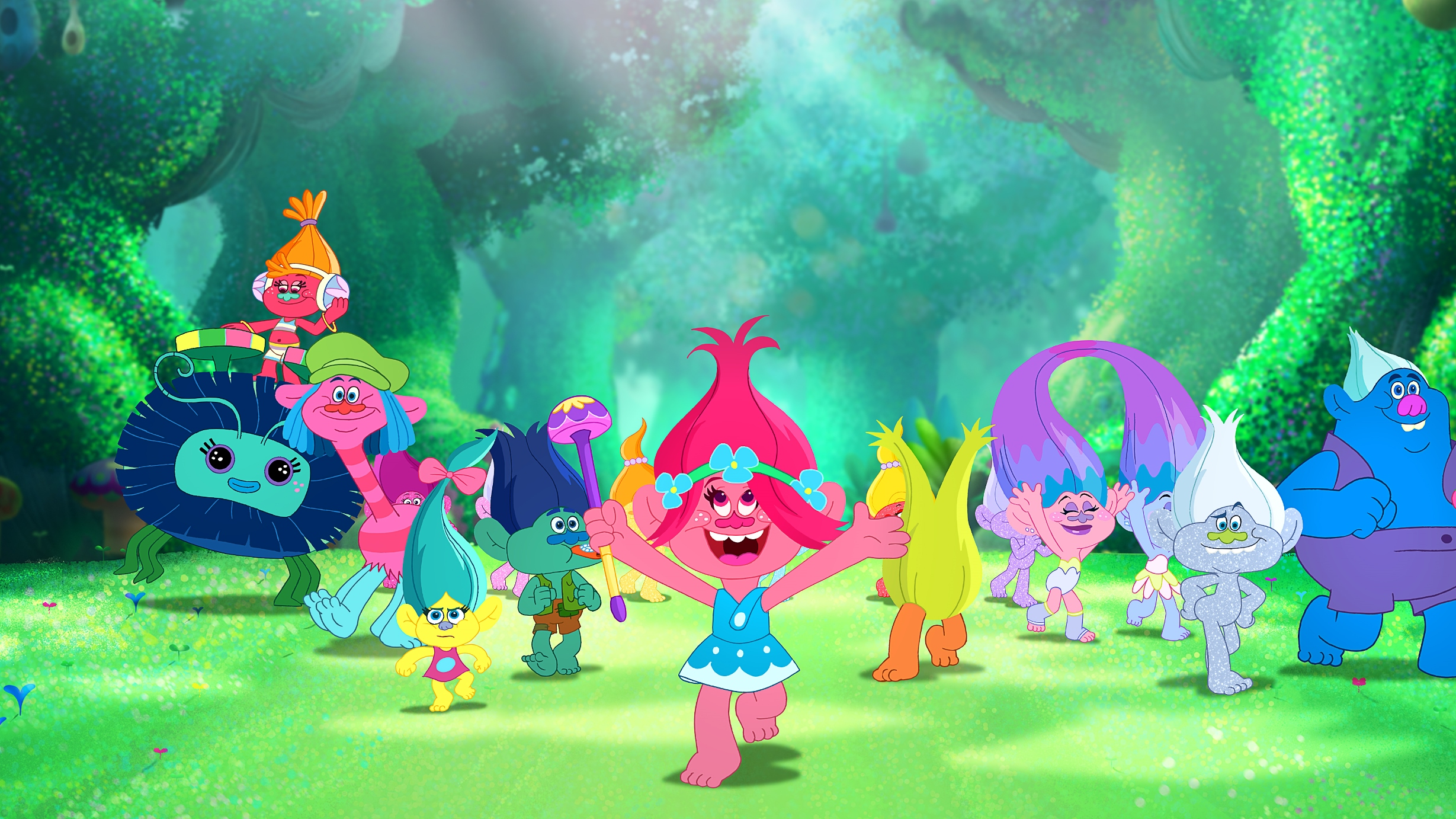 Trolls: The Beat Goes On + 5 Other DreamWorks Shows Coming to Netflix in 2018!