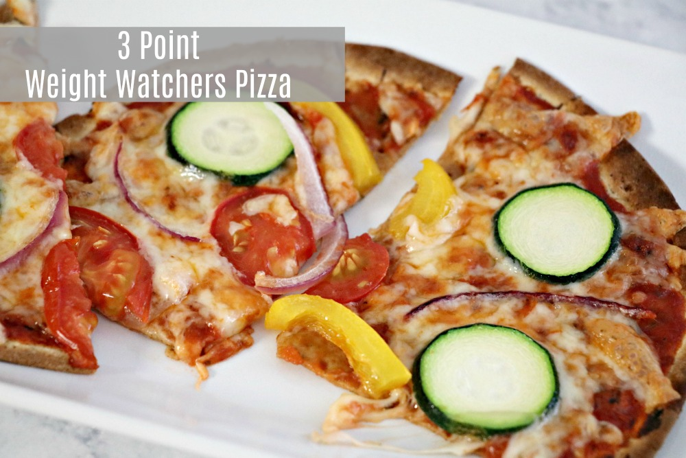 3 point weight watchers pizza1