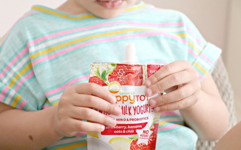 Healthier Snacks for Tiny Tots!
