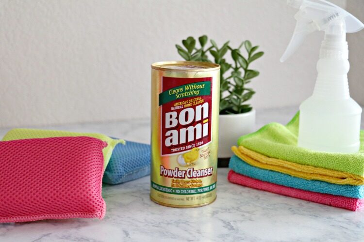 Tackle Spring Cleaning with BonAmi!