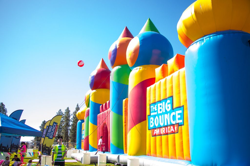 Biggest Bounce House Ever Denver Colorado