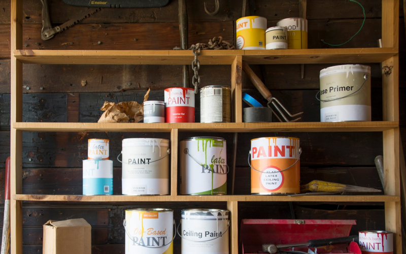 Paint Recycling Made Easy with PaintCare!