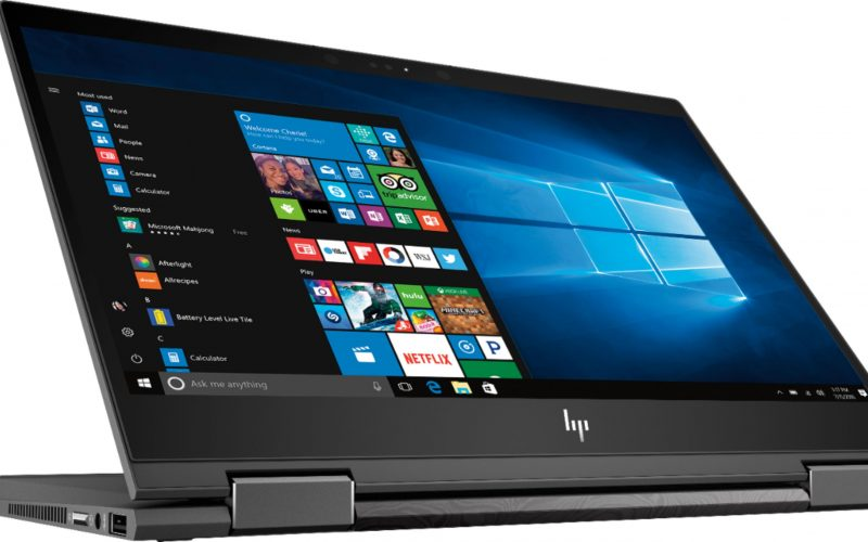 I'm Green with Envy over the HP Envy x360 Laptop at Best Buy!